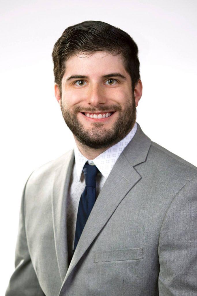 Holistic Consultation staff member Justin Porter